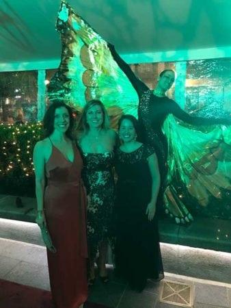 Dr. Julie Fisher (Medical Oncologist, Levine Cancer Institute - Tryon), Dr. Hadley Sharp, Dr. Carolina Fasola