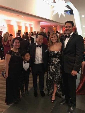 Dr. Carolina Fasola, Dr. Edward Kim (Medical Oncologist, Levine Cancer Institute) , Dr. Hadley Sharp, Dr. Roshan Prabhu
